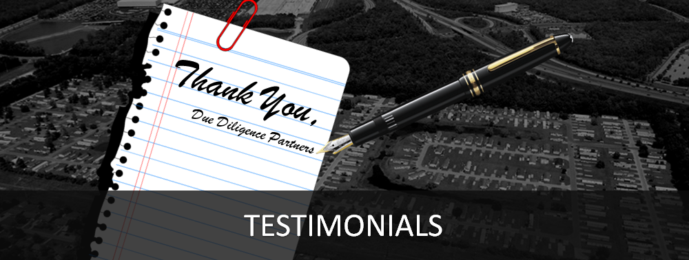 Client Testimonials From Mobile Home Park Buyers